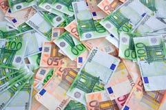 Fundo do dinheiro Imagens de Stock Royalty Free