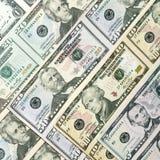 Fundo do dinheiro Foto de Stock Royalty Free