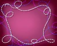 Fundo do encanto em tons cor-de-rosa Fotografia de Stock Royalty Free