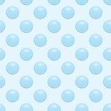 Fundo do envoltório de bolha Fotografia de Stock