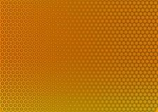 Fundo do favo de mel da textura do metal Imagens de Stock Royalty Free