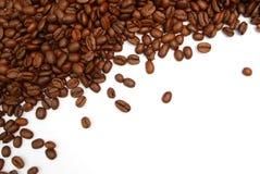 Fundo do feijão de café Fotos de Stock