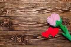 Fundo do feriado/casamento/dia de são valentim Imagens de Stock
