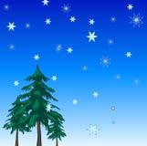 Fundo do feriado do Natal ilustração do vetor