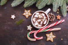 Fundo do feriado do Natal imagem de stock royalty free