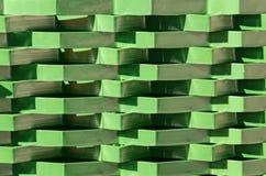 Fundo do ferro verde Imagem de Stock Royalty Free