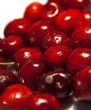 Fundo do fruto da cereja Imagem de Stock Royalty Free