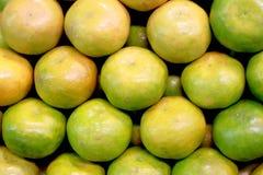 Fundo do fruto das laranjas Foto de Stock