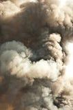 Fundo do fumo   Fotografia de Stock