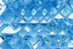 Fundo do gelo Fotografia de Stock Royalty Free