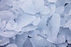 Fundo do gelo imagem de stock