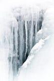 Fundo do gelo Imagens de Stock
