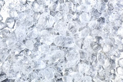 Fundo do gelo Imagens de Stock Royalty Free