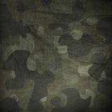 Fundo do grunge da camuflagem Imagem de Stock