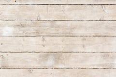 Fundo do Grunge da prancha de madeira pintada resistida Imagens de Stock Royalty Free