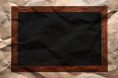 Fundo do grunge do quadro-negro Imagens de Stock Royalty Free
