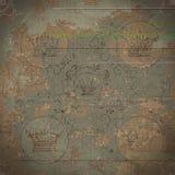 Fundo do Grunge. Textura abstrata. Foto de Stock Royalty Free