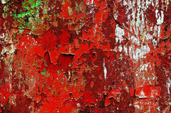 Fundo do Grunge - textura colorida oxidada Imagem de Stock Royalty Free