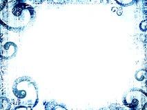 Fundo do inverno ilustração do vetor