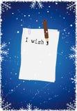 Fundo do inverno. Imagens de Stock Royalty Free