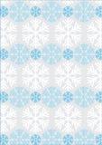 Fundo do inverno Imagens de Stock Royalty Free