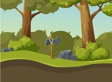 fundo do jogo Imagens de Stock Royalty Free