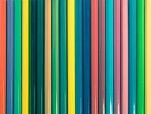 Fundo do lápis da cor Foto de Stock