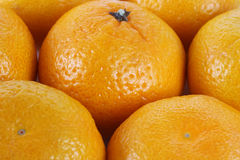 Fundo do mandarino Fotografia de Stock Royalty Free