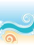 Fundo do mar Imagem de Stock