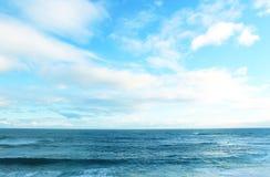 Fundo do mar Fotos de Stock Royalty Free