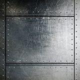Fundo do metal ilustração do vetor