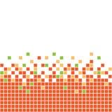 Fundo do mosaico Fotos de Stock