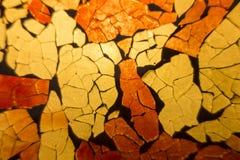 Fundo do mosaico Fotos de Stock Royalty Free