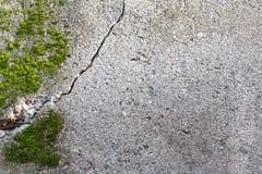 Fundo do muro de cimento Fotografia de Stock