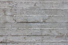 Fundo do muro de cimento de uma construção Fotos de Stock
