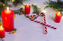 Fundo do Natal Imagem de Stock
