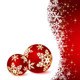 Fundo do Natal. Imagens de Stock Royalty Free