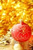 Fundo do Natal Imagens de Stock Royalty Free