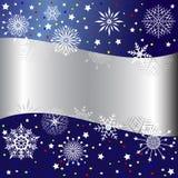 Fundo do Natal. ilustração do vetor