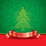 Fundo do Natal Fotografia de Stock Royalty Free