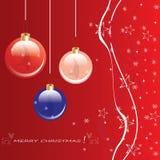 Fundo do Natal. Fotografia de Stock