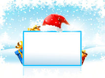 Fundo do Natal Fotos de Stock