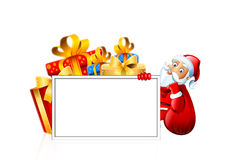 Fundo do Natal Fotos de Stock Royalty Free
