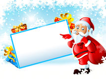 Fundo do Natal Foto de Stock