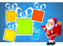 Fundo do Natal Foto de Stock Royalty Free