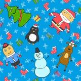 Fundo do Natal/ano novo Fotografia de Stock