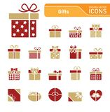 Fundo do Natal com elementos do ornamento ilustração royalty free