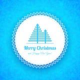 Fundo do Natal com teste padrão norueguês tradicional Imagem de Stock Royalty Free