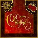Fundo do Natal com textura da madeira da neve Ilustração do vetor ilustração do vetor