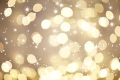 Fundo do Natal da cintilação imagens de stock royalty free